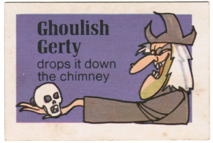 Ghoulish Gerty