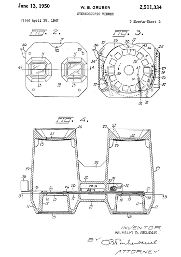 View-Master patent