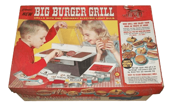 Kenner's New Big Burger Grill