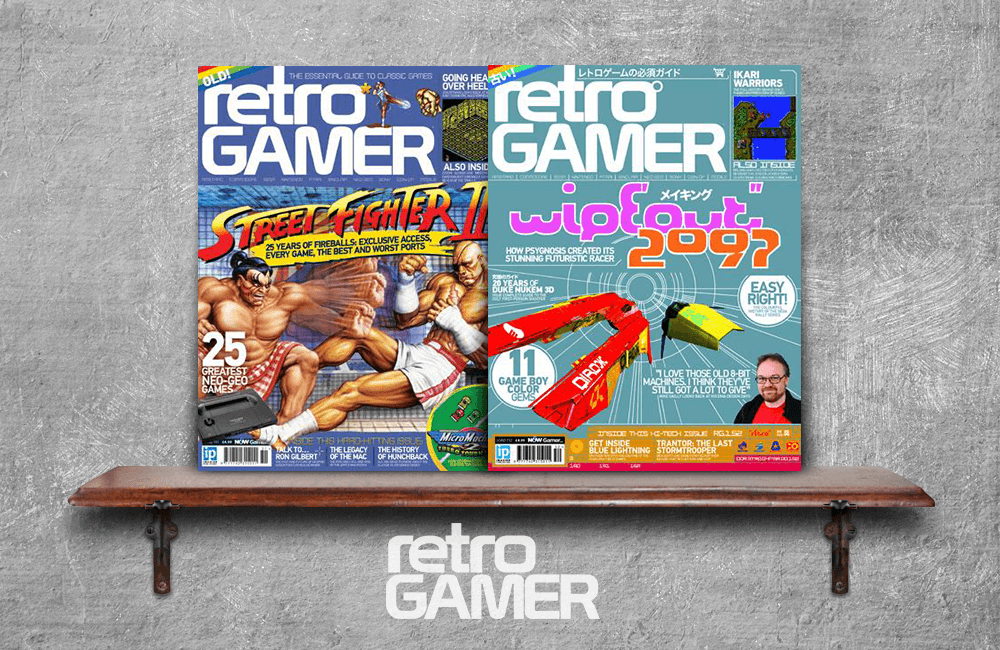 Retro Gamer Magazine | Toy Tales