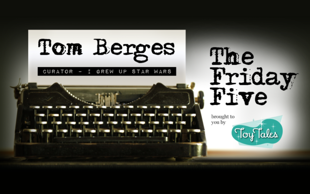 The Friday Five | Tom Berges