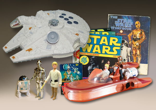 Star Wars 80s Toys : Category vintage toys games