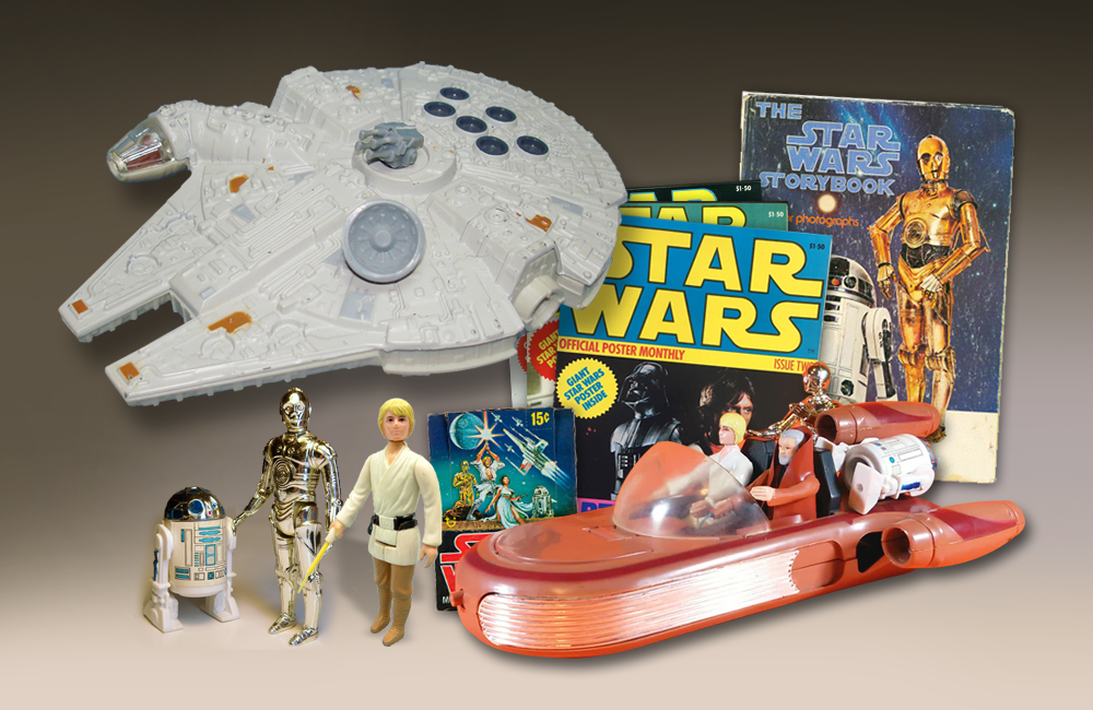 Star Wars 80s Toys : The star wars toys every child of s and coveted