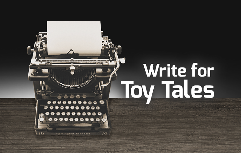 Toy Tales Writing Guidelines