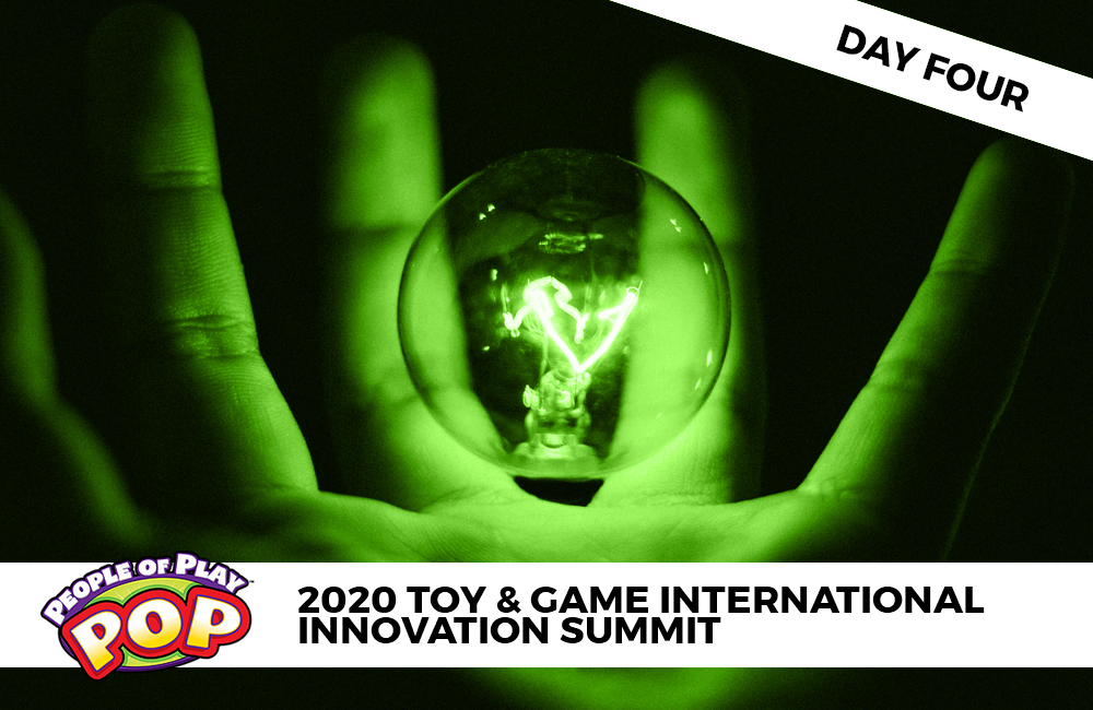 2020 Toy & Game International Innovation Summit: Day Four Recap